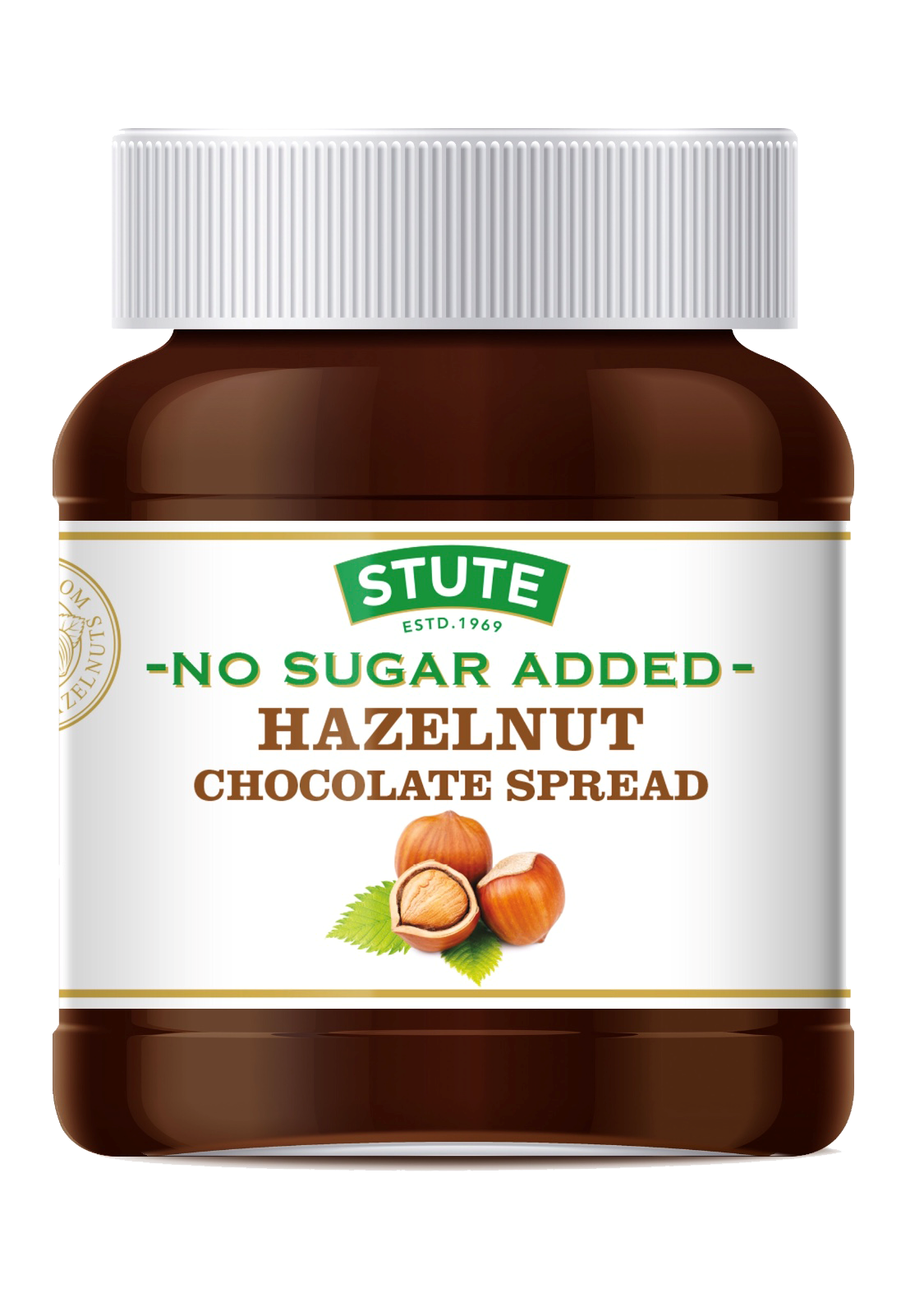 No Sugar Added Hazelnut Chocolate Spread